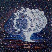 serie Detonaciones, 2014 / Acrílico sobre lienzo / 60 x 60 cm