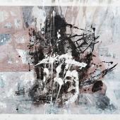 Erde, 2015 / Acrílico sobre lienzo / 100 x 110 cm